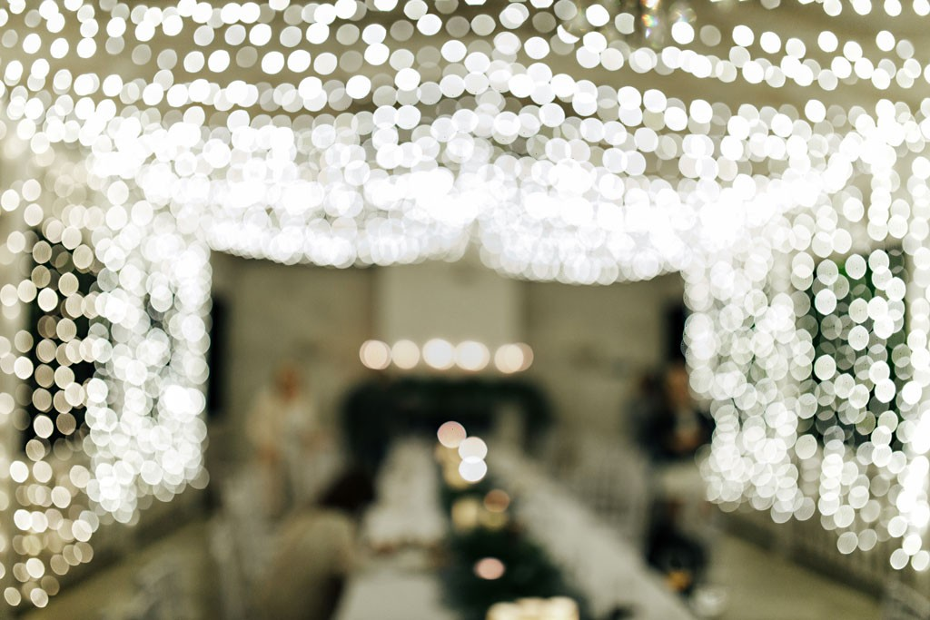 Цветочное оформление свадьбы от Дель Рио
